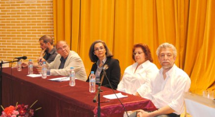 Πολιτκή Εκδήλωση - Συζήτηση ΣΥΡΙΖΑ-ΕΚΜ Ζακύνθου Σοφία Σακοράφα Γαβριήλ Σακελλαρίδης