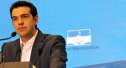 Α.Τσίπρας δηλώσεις μετά την παράδοση της διερευνητικής εντολής