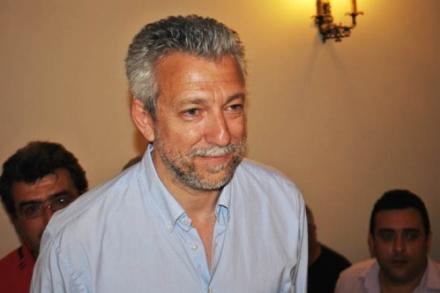 Σταύρος Κοντονής βουλευτής Ζακύνθου ΣΥΡΙΖΑ-ΕΚΜς